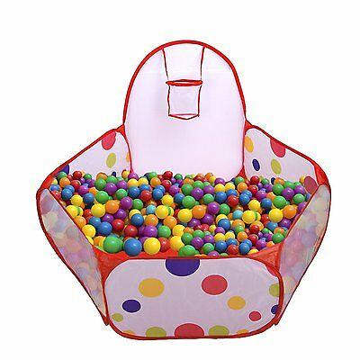 Ball Tent Baby Toy Stages Learn Laugh Toddler Kids Boys Girls Educational