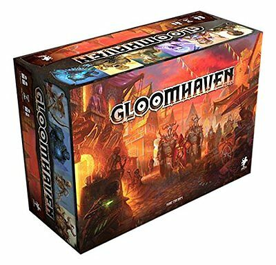 GLOOMHAVEN 2nd Edition Board Game PREORDER