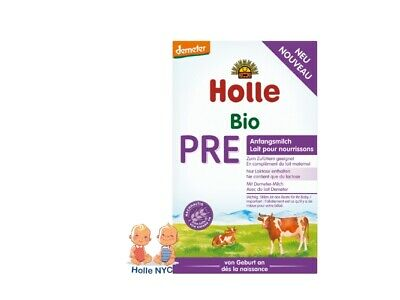 Holle Stage Pre Organic Baby Formula 0-6 months 400g 122019 FREE SHIPPING NEW