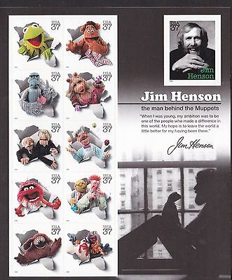 3944   Henson    M NH FULL SHEET OF 11     SPECIAL  SALE  FACE