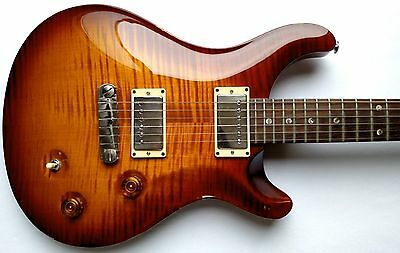 PRS McCarty USA Guitar WCASE Paul Reed Smith 2006 Sunburst