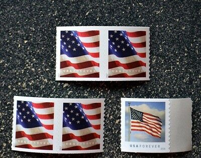 5 USPS Forever Stamps - Various Designs - Postage For First Class Mail