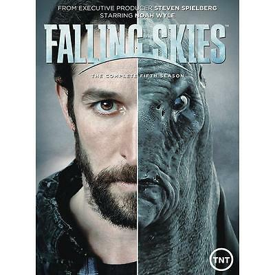 Falling Skies The Complete Fifth Season 5 DVD 2016 3-Disc Set NEW TNT