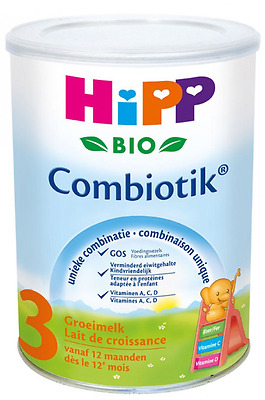HiPP Bio Combiotic Growth Milk Stage 3 Dutch Version Free Shipping