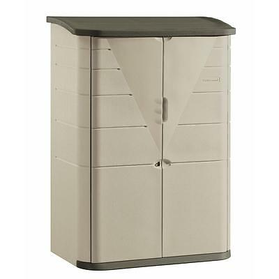 Rubbermaid 6 5 x 4 7 Large Vertical Storage Shed-Brand New