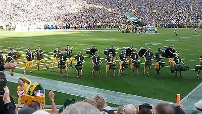 2 Tickets for Green Bay Packers VS Baltimore Ravens 11192017 Lambeau Field