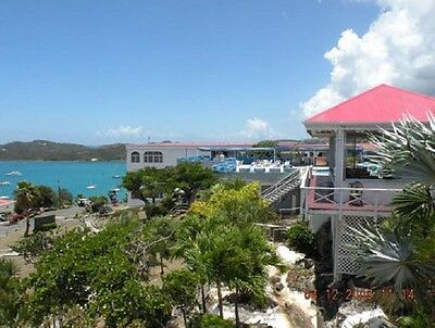 Lockout condo over looking bay on St Thomas VI