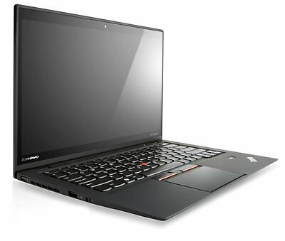 Lenovo ThinkPad X1 Carbon 14 Laptop PC i7-3667U 240GB SSD 8GB RAM Win 7 or 10
