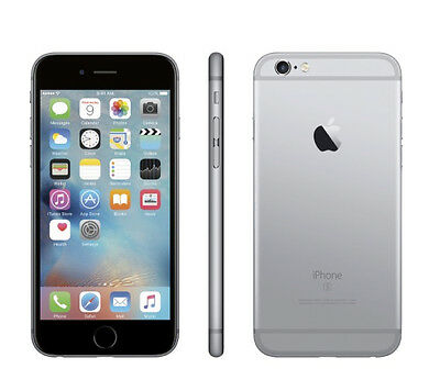 New Other Apple iPhone 6S 16GB Gray T-Mobile 4G LTE 4-7 iOS Smartphone