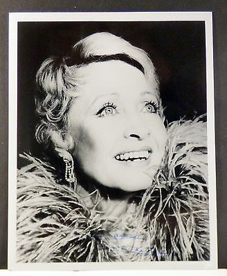 JANE POWELL  Autographed - Hand Signed 8 X 10 Photo