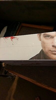 NEW SEALED Dexter The Complete Series DVD 2013 32-Disc Set