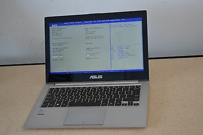 Asus Zenbook UX31A 13-3 Touchscreen Laptop Intel i5-3317U 1-7GHz 8GB No HDD