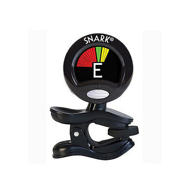 Snark SN-5X Clip-On Tuner for Guitar Bass - Violin