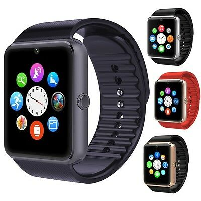 Newest Smart Watch for iPhone X XS 6 7 8 PLUS Samsung s8 s9 s10 Edge Note 8 9 10