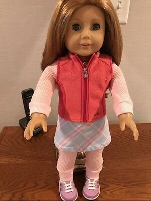 American Girl Mia Doll of The Year 2008 plus clothing-