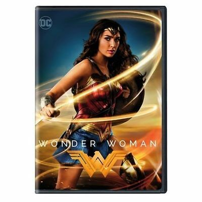 Wonder Woman DVD 2017 NEW Action Adventure PRE-ORDER SHIPS ON 091917