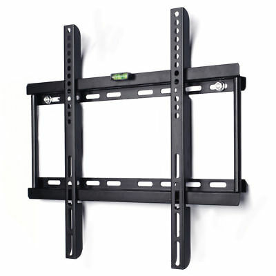 LCD LED Plasma Flat TV Wall Mount Bracket 22 27 32 37 40 42 46 47 50 55 in