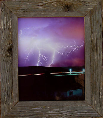 8x10-BARN-WOOD PICTURE  FRAME