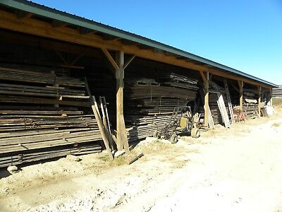 barn wood - sell off 200000sf- of siding flooring resawn oak pine chestnut more