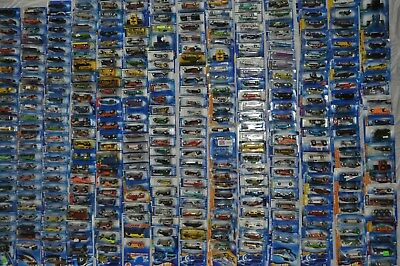 Hot Wheels Mixed lot of 50 Variety of Years and Styles