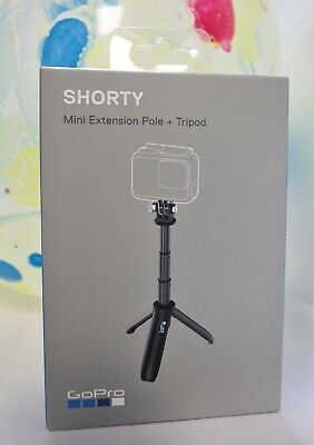 GoPro Shorty Mini Extension Pole - Tripod AFTTM-001 For All GoPro HERO6 HERO5