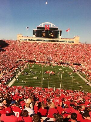 2 Season Tickets-Nebraska v- Iowa-South End Zone-Buy 1 get one FREE