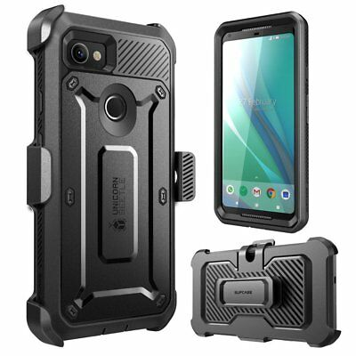 Google Pixel 2 XL Case SUPCASE UBPro Rugged Holster Cover with Screen Protector