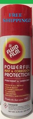 FLUID FILM AS11 11-75 OZ- AEROSOL 3 CAN PACK ONLY 31-89PACK - FREE SHIPPING
