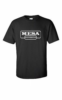 MESA BOOGIE T-Shirt Engineering Amplifiers Size S M L XL 2XL