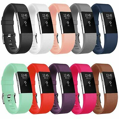 Fitbit Charge 2 Replacement Wrist Bands Smart Watch Bracelet Band