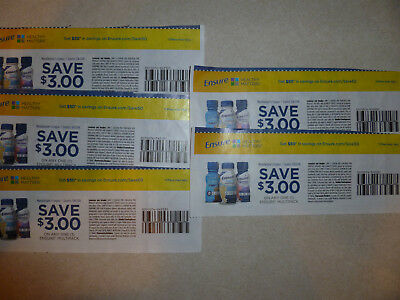 Save 15 on Ensure Multipack 5 coupons