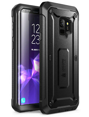 Galaxy S9  S9 PLUS Case SUPCASE UBPro Rugged Cover with Screen Protector