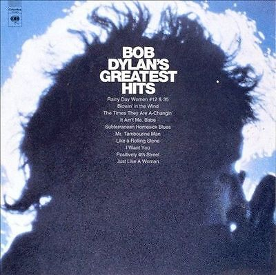 Dylan Bob  Greatest Hits CD