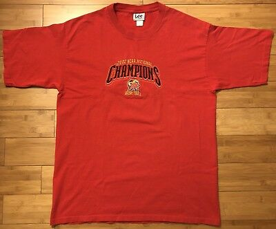Vintage March Madness UMD National Basketball Champions Nutmeg Champion Starter