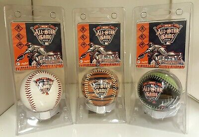 Detroit Tigers 2005 All Star Game Baseball 3 Styles