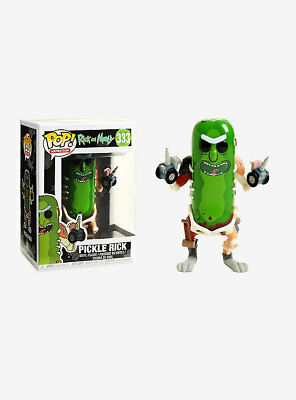 Pickle Rick - Rick and Morty - Funko Pop 333