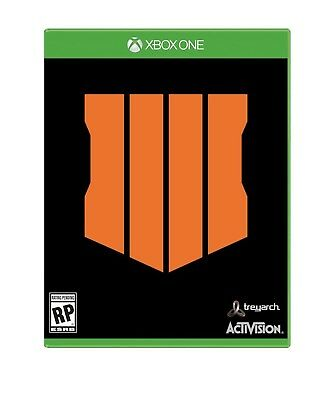 Call of Duty Black Ops 4 Xbox One Pre Order