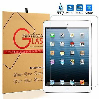 9H Tempered Glass Screen Protector Film Guard for iPad 9-7 2018 6th Generation