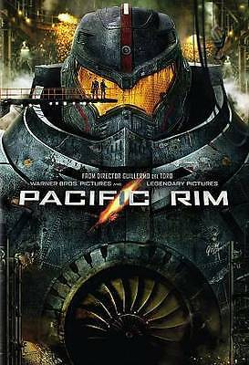 Pacific Rim DVD  Widescreen  New - Factory Sealed