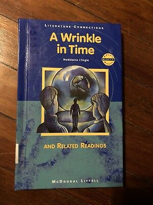 A Wrinkle in Time by Madeleine Lengle Mcdougal Littell Literature Connections