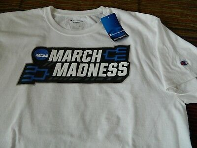 NCAA MARCH MADNESS T-SHIRT L WORN ONCE WITH TAGS
