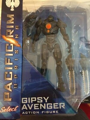 Diamond Select PACIFIC RIM 2 UPRISING GIPSY AVENGER 8in Action Figure IN STOCK