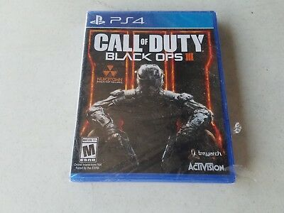 PS4 call of duty black ops new