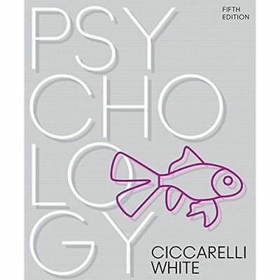 Psychology 5th Intl Edition