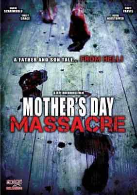 Mothers Day Massacre NEW DVD