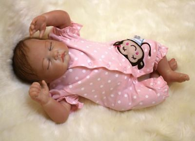 OtardDolls lifelike reborn dolls  20 reborn baby doll Boy cotton body