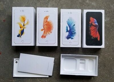 iPhone 6s 6s- Plus Box Original Apple Retail Box Only Without Accessories