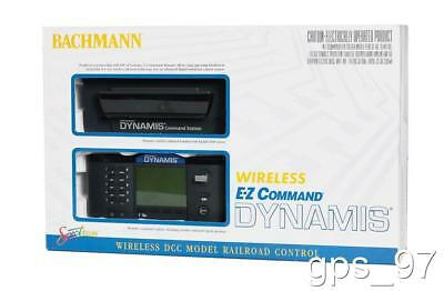 Bachmann 36505 E-Z Command Dynamis Wireless Infrared DCC System - NIB