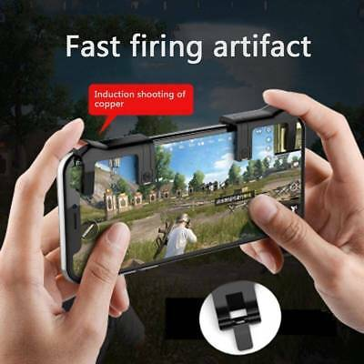 Hot Fortnite PUBG Mobile Phone Game Controller Shooter Trigger Fire Button