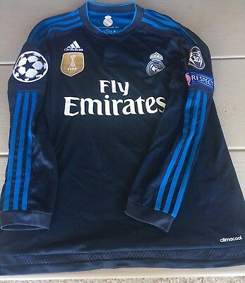 2015 UCL 11 Bale Real Madrid M USED